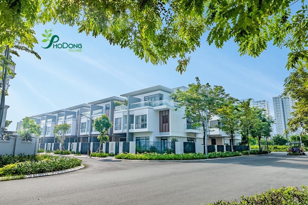 Shophouse PhoDong Village